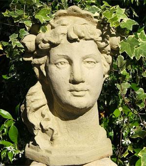 Lady Head Planter