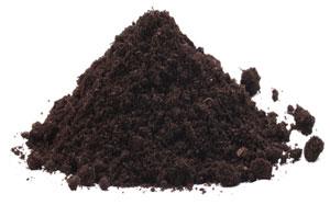 Pile of Potting Soil